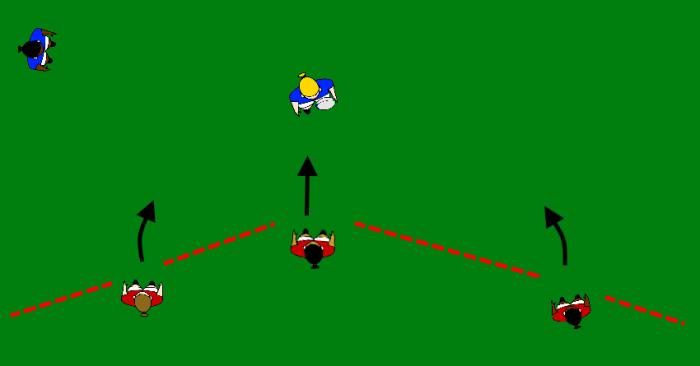 Kick Chase 1