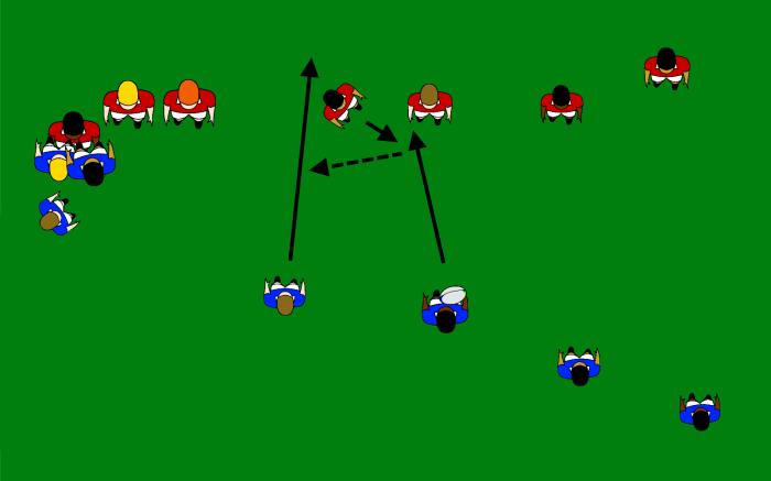 Move - Inside Ball
