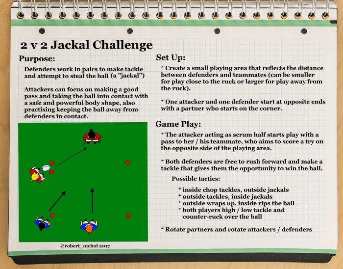 2v2 Jackal Challenge