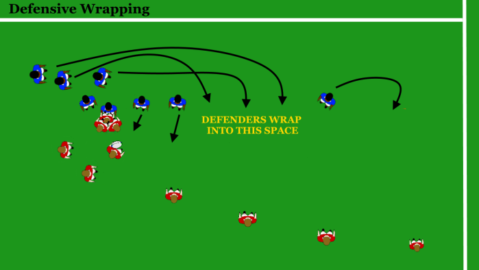 Defensive Wrapping